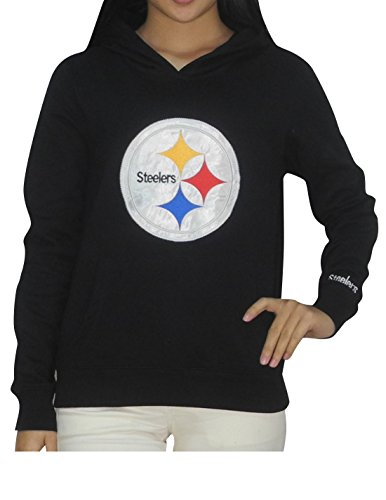 purchase cheap 514c3 b644a Pink Victoria's Secret Womens PITTSBURGH STEELERS Athletic ...
